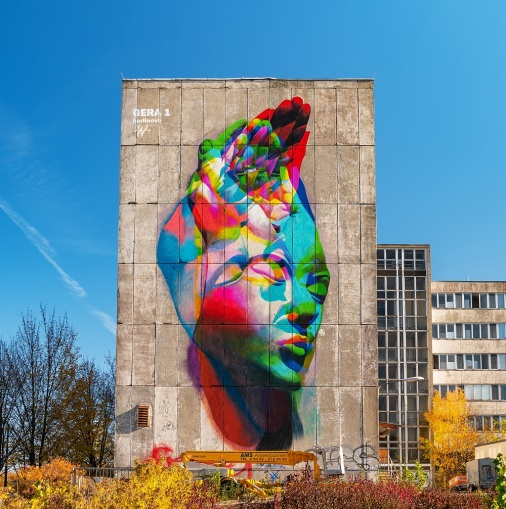 'Release your Mind' Berlin,Germany 2018